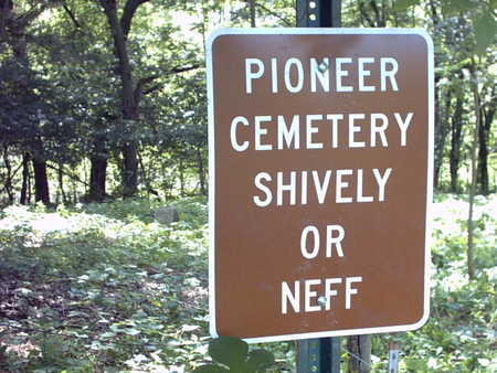 SHIVELY-NEFF, PIONEER - Henry County, Iowa | PIONEER SHIVELY-NEFF
