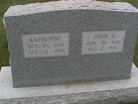 PIPER, KATHERINE - Henry County, Iowa | KATHERINE PIPER