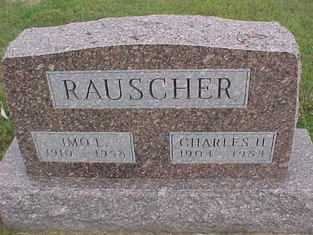 RAUSCHER, IMO L. - Henry County, Iowa | IMO L. RAUSCHER