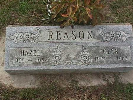 REASON, HAZEL - Henry County, Iowa | HAZEL REASON