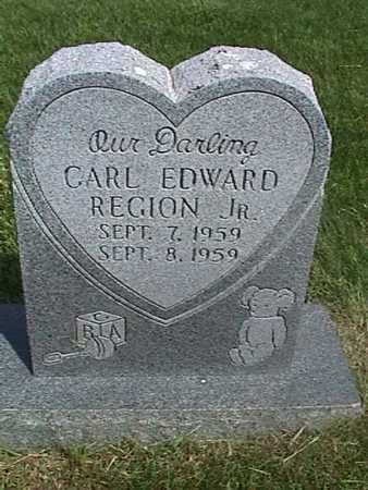 REGION, CARL EDWARD - Henry County, Iowa | CARL EDWARD REGION