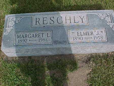RESCHLY, MARGARET - Henry County, Iowa | MARGARET RESCHLY