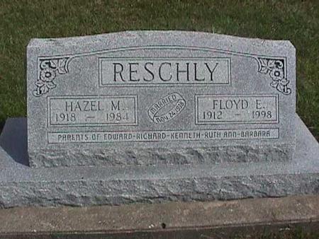 RESCHLY, FLOYD - Henry County, Iowa | FLOYD RESCHLY