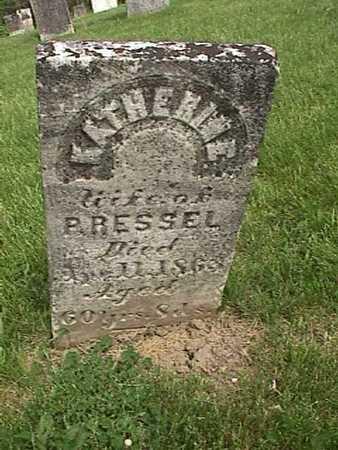 RESSEL, KATHERINE - Henry County, Iowa | KATHERINE RESSEL