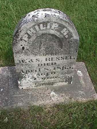 RESSEL, PHILIP H. - Henry County, Iowa | PHILIP H. RESSEL