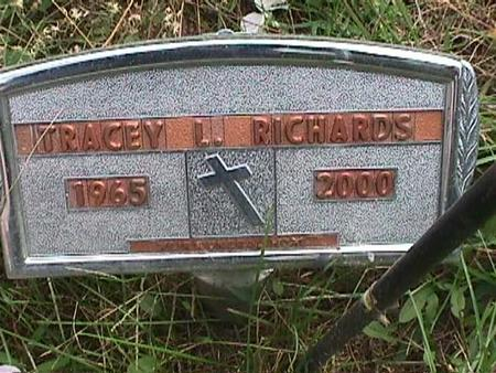 RICHARDS, TRACEY L. - Henry County, Iowa | TRACEY L. RICHARDS