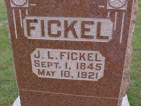 RICKEL, J. L. - Henry County, Iowa | J. L. RICKEL