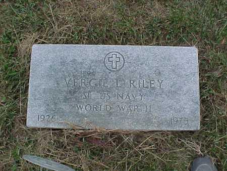 RILEY, VERGIE L. - Henry County, Iowa | VERGIE L. RILEY
