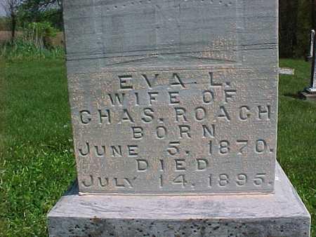 ROACH, EVA L. - Henry County, Iowa | EVA L. ROACH