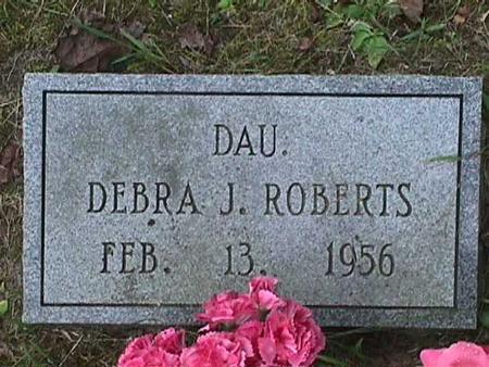 ROBERTS, DEBRA J. - Henry County, Iowa | DEBRA J. ROBERTS
