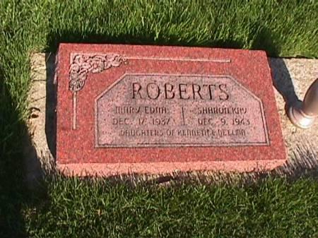 ROBERTS, MARY EDITH - Henry County, Iowa   MARY EDITH ROBERTS