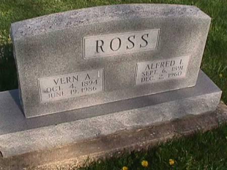 ROSS, VERN A - Henry County, Iowa | VERN A ROSS