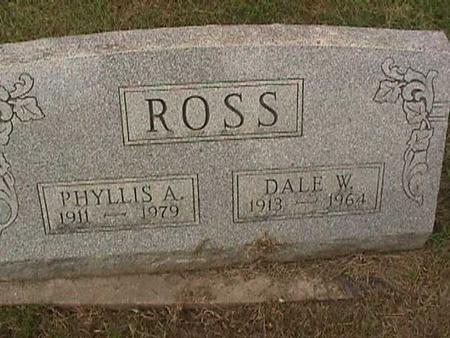 ROSS, PHYLLIS A - Henry County, Iowa | PHYLLIS A ROSS