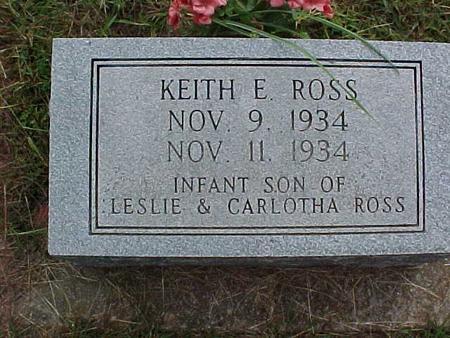 ROSS, KEITH E - Henry County, Iowa | KEITH E ROSS
