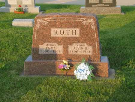ROTH, ALVIN H - Henry County, Iowa | ALVIN H ROTH