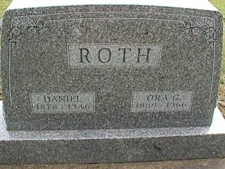 ROTH, DANIEL - Henry County, Iowa | DANIEL ROTH