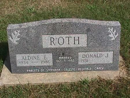 ROTH, DONALD - Henry County, Iowa | DONALD ROTH