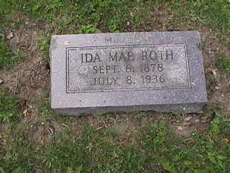ROTH, IDA MAE - Henry County, Iowa | IDA MAE ROTH
