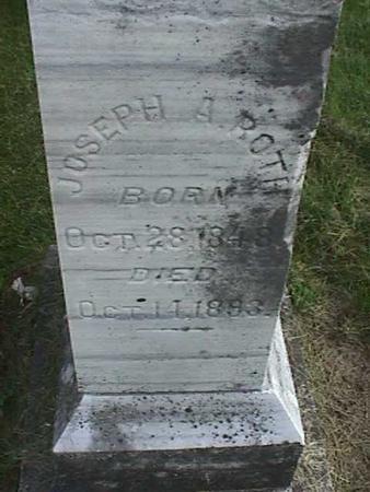 ROTH, JOSEPH A. - Henry County, Iowa | JOSEPH A. ROTH