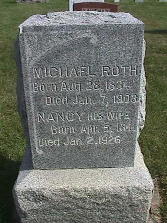 ROTH, MICHAEL - Henry County, Iowa | MICHAEL ROTH