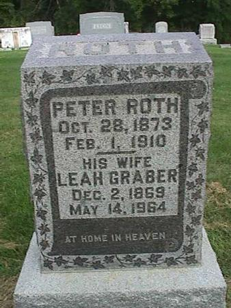 GRABER ROTH, LEAH - Henry County, Iowa | LEAH GRABER ROTH