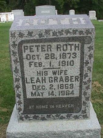 ROTH, LEAH - Henry County, Iowa | LEAH ROTH