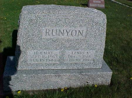 RUNYON, LEWIS  A. - Henry County, Iowa | LEWIS  A. RUNYON