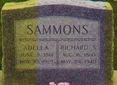 SAMMONS, ADELLA - Henry County, Iowa | ADELLA SAMMONS