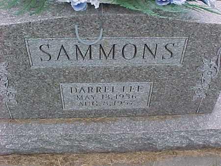 SAMMONS, DARREL LEE - Henry County, Iowa | DARREL LEE SAMMONS