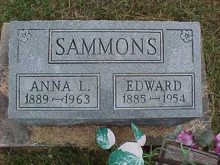 SAMMONS, ANNA - Henry County, Iowa | ANNA SAMMONS