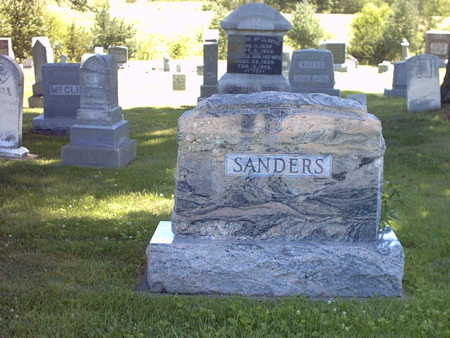 SANDERS, ED F. - Henry County, Iowa | ED F. SANDERS