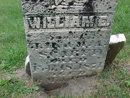 SCARFF, WILLIAM E. - Henry County, Iowa | WILLIAM E. SCARFF