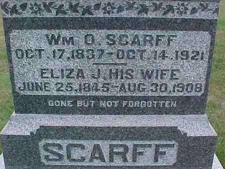 SCARFF, WILLIAM - Henry County, Iowa | WILLIAM SCARFF