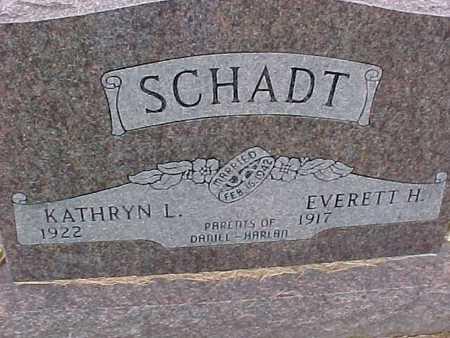SCHADT, EVERETT - Henry County, Iowa | EVERETT SCHADT