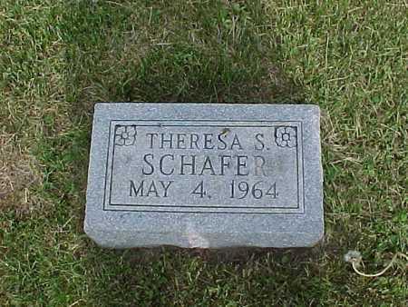 SCHAFER, THERESA - Henry County, Iowa | THERESA SCHAFER