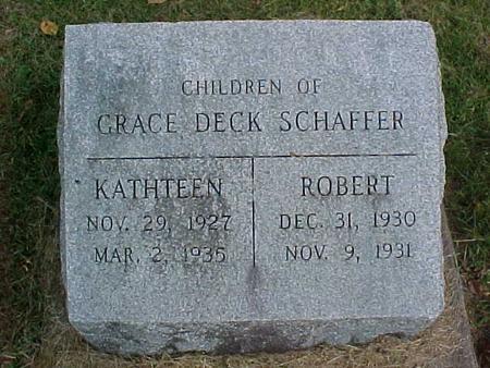 SCHAFFER, KATHTEEN - Henry County, Iowa | KATHTEEN SCHAFFER