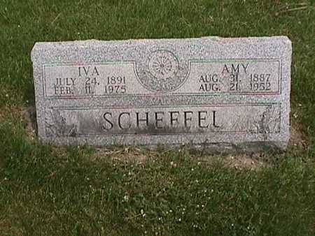 SCHEFFEL, AMY - Henry County, Iowa | AMY SCHEFFEL
