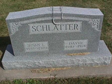 SCHLATTER, SUSAN - Henry County, Iowa | SUSAN SCHLATTER