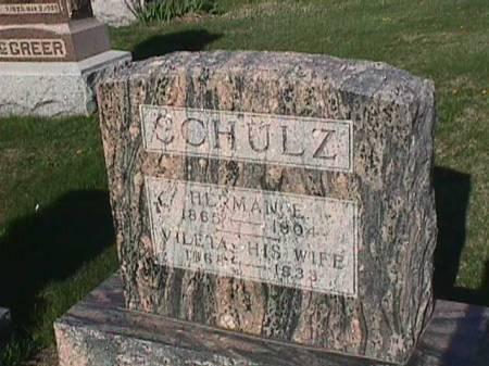 SCHULZ, HERMAN E. - Henry County, Iowa | HERMAN E. SCHULZ