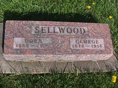 SELLWOOD, DORA - Henry County, Iowa   DORA SELLWOOD