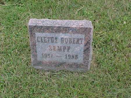 SEMPF, CLETUS ROBERT - Henry County, Iowa | CLETUS ROBERT SEMPF