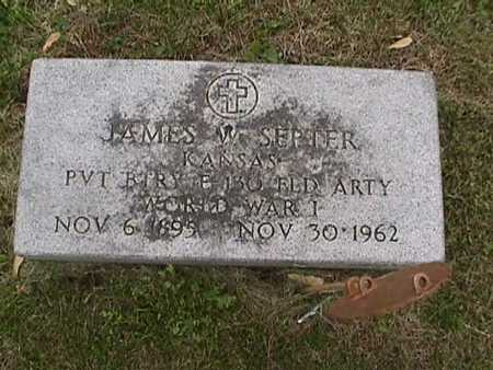 SEPTER, JAMES - Henry County, Iowa | JAMES SEPTER