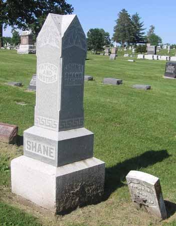 SHANE, JOHN T - Henry County, Iowa   JOHN T SHANE