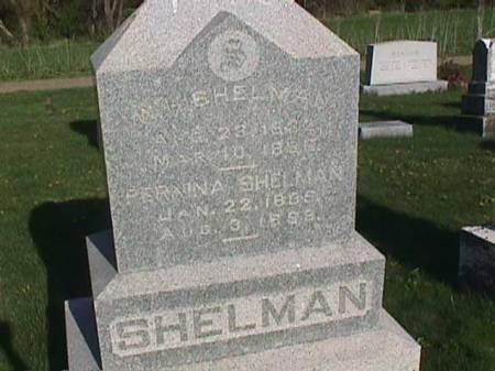 SHELMAN, W H - Henry County, Iowa | W H SHELMAN