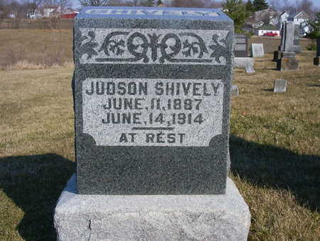 SHIVELY, JUDSON - Henry County, Iowa | JUDSON SHIVELY