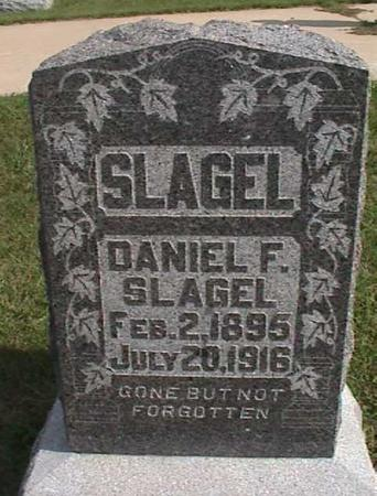 SLAGEL, DANIEL F. - Henry County, Iowa | DANIEL F. SLAGEL