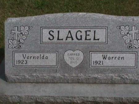SLAGEL, VERNELDA - Henry County, Iowa | VERNELDA SLAGEL