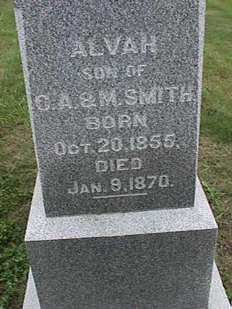 SMITH, ALVA - Henry County, Iowa | ALVA SMITH