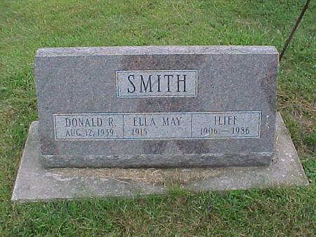 SMITH, DONALD R. - Henry County, Iowa | DONALD R. SMITH