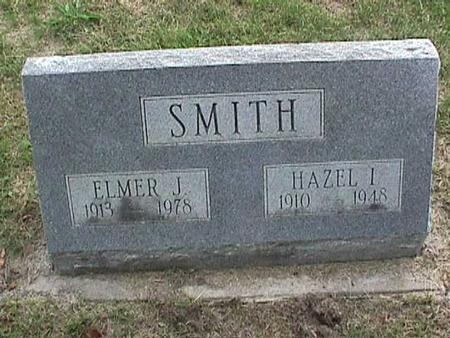 SMITH, ELMER J - Henry County, Iowa | ELMER J SMITH